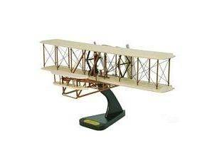 GMP Models HM30002 WRIGHT FLYER 1/25 Modellino