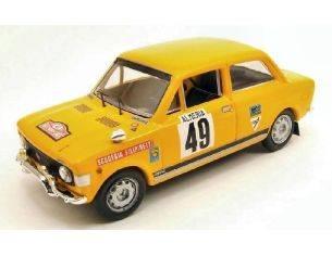 Rio RI4230 FIAT 128 RALLY N.49 21th MONTE CARLO 1972 P.LIER-J.P.FRATTINI 1:43 Modellino