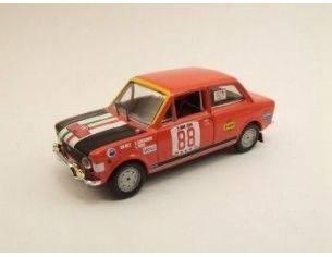 Rio RI4231 FIAT 128 N.88 RALLY ELBA 1972 SANTACROCE-VERSI 1:43 Modellino