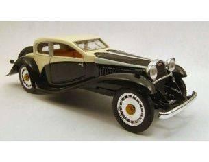 Rio 4257 BUGATTI T 50 1933 BLACK/IVORY 1/43 Modellino