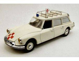 Rio 4271 CITROEN ID 19 BREAK AMBULANCE 1959 Modellino