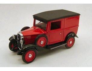Rio RI4295 FIAT 508 BALILLA 1935 RED/BLACK 1:43 Modellino