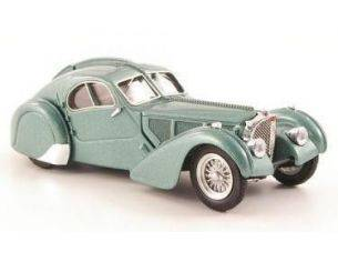 Rio RI4313 BUGATTI ATLANTIC 57 SC 1938 LIGHT GREEN MET.1:43 Modellino