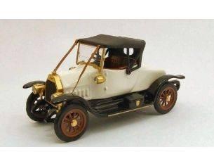 Rio 4330 FIAT 0 1912 TELINO WHITE/BLACK 1/43 Modellino