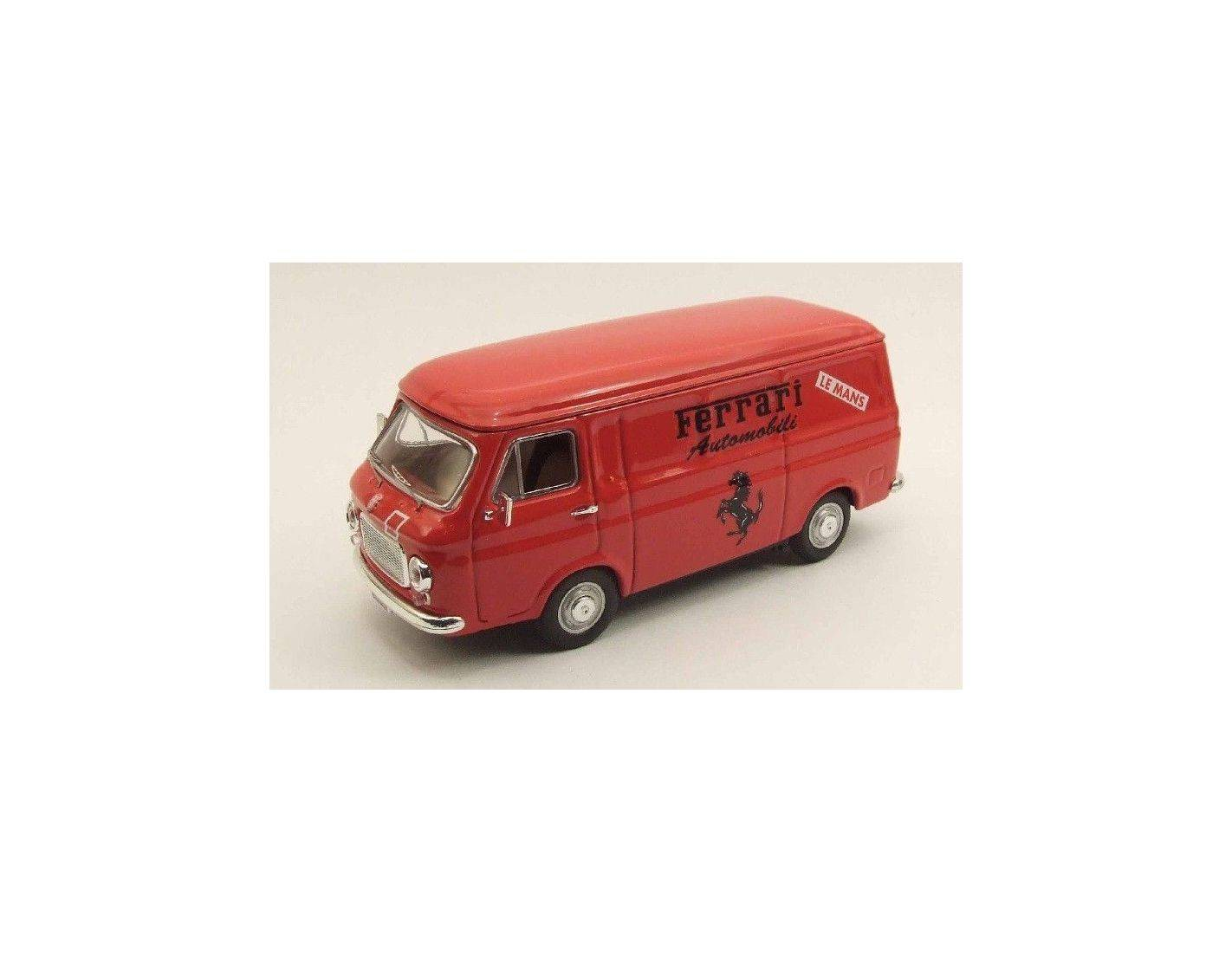 rio ri4339 fiat 238 assistenza ferrari le mans 1977 red 1. Black Bedroom Furniture Sets. Home Design Ideas