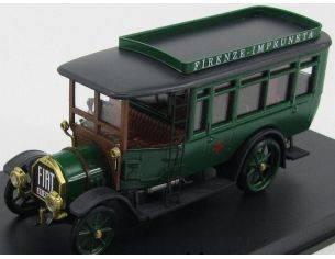Rio RI4361 FIAT 18 BL AUTOBUS FIRENZE IMPRUNETA 1915 1:43 Modellino