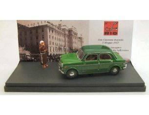 Rio RI4367P FIAT 110 TV-5 PADRE PIO 1956 W/FIGURE 1:43 Modellino