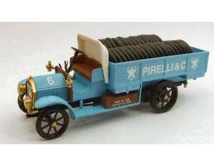 Rio 4369 FIAT 18 BL PIRELLI 1917 1/43 Modellino
