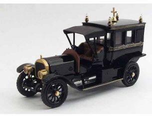 Rio RI4383 MERCEDES LIMOUSINE CARRO FUNEBRE 1910 1:43 Modellino