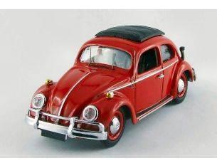 Rio RI4393 VW BEETLE ANFIBIO BRASILE 1961 RED 1:43 Modellino