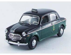 Rio 4408P FIAT 1100 TAXI DI MILANO 1956 1/43 Modellino