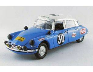 Rio RI4409 CITROEN DS 19 N.30 EAST AFRICAN SAFARI 1965 POINTET-HOVILLON 1:43 Modellino