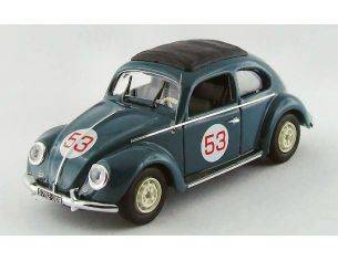 Rio RI4421 VW BEETLE N.53 2nd EIFELRENNEN NURBURGRING 1954 W.VON TRIPS 1:43 Modellino