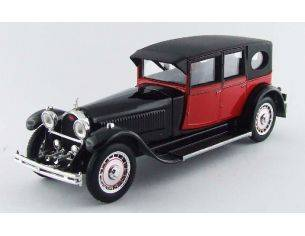 Rio RI4429 BUGATTI 41 ROYALE 1927 RED/BLACK 1:43 Modellino