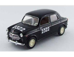Rio RI4430 FIAT 1100/103 N.2322 DID NOT ARRIVE MILLE MIGLIA 1955 P.TALIANI 1:43 Modellino