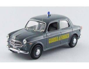 Rio RI4439 FIAT 1100/103 GUARDIA DI FINANZA 1956 1:43 Modellino