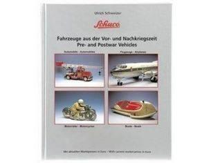 Schuco 2125 LIBRO SCHUCO FIGURE ANTE E POST Modellino