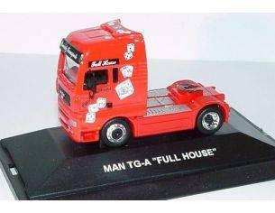 Schuco 22611 MAN TG-A FULL HOUSE 1/87 Modellino