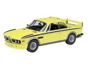 Schuco 2350 BMW 3.0 CSL YELLOW 1/43 Modellino
