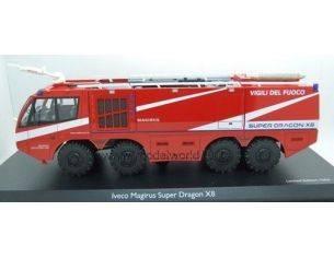 Schuco 50713501 IVECO MAGIRUS SUPER DRAGON 1/43 Modellino