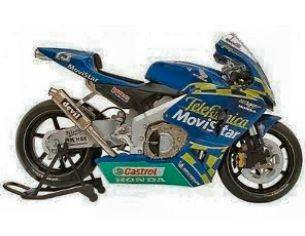 Guiloy GY16244 HONDA MOTO GP S.GIBERNAU '03 1:6 Moto