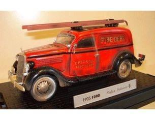 Schuco 5552 FORD FIRE BRIGADE 1935 1/24 Modellino