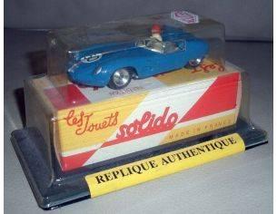 Solido 1107 PANHARD DB 1959 n.50 1/43 Modellino