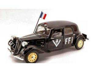 Solido 118361 CITROEN TRACTION 11 B FFI 1/18 Modellino