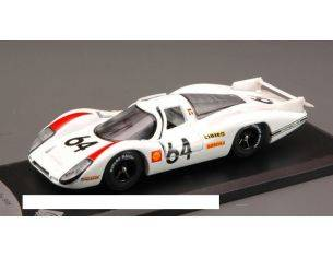 Solido SL143403 PORSCHE 908 LONG TAIL N.64 2nd LE MANS 1969 1:43 Modellino