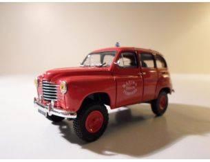 Solido 150146 RENAULT COLORALE 1953 1/43 Modellino