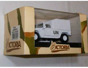 Victoria R004 HUMMER CANVAS COVERED PICK-UP 1/43 Modellino