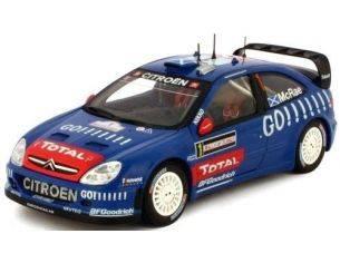 Vitesse 04424 CITROEN XSARA WRC KRONOS n.1 1/18 Modellino