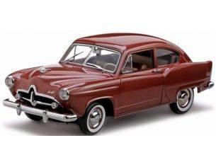 Vitesse 05101 KAISER HENRY J DARK RED 1951 1/18 Modellino