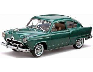 Vitesse 05102 KAISER HENRY J GREEN MET. 1951 1/18 Modellino