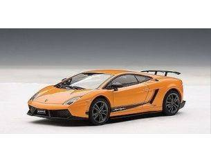 Auto Art / Gateway AA54641 LAMBORGHINI GALLARDO LP570-4 SUPERLEGGERA BOREALIS ORANGE 1:43 Modellino