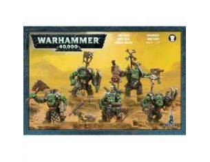 Games Workshop Warhammer 50-12 ORKI CAPI Personaggi Citadel