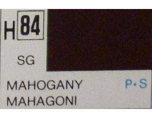 Gunze GU0084 MAHOGANY SEMI-GLOSS ml 10 Pz.6 Modellino