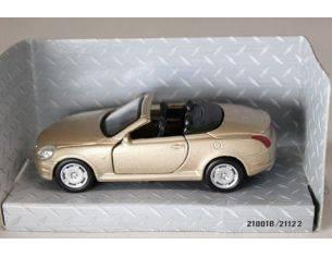 Maisto MI21001 Power-Racer Die Cast Metal & Plastic 1:43 Modellino scatola rovinata