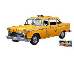 Greenlight 12887 CHECKER TAXI PHOEBE BUFFAYS 1977 1:18 Modellino