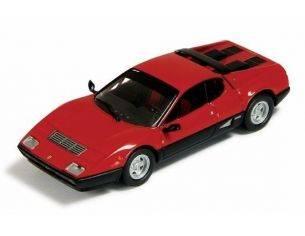 Ixo model FER005 FERRARI 512 BB 1976 RED 1:43 Modellino Scatola rovinata