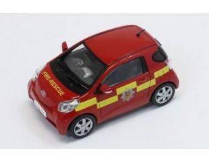 J-Collection JC169 TOYOTA IQ ESSEX UK FIRE BRIGADE 2009 1:43 Modellino