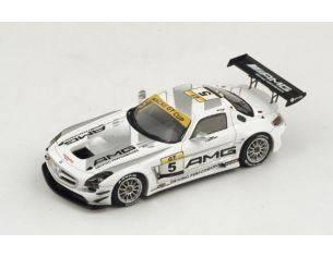 Spark Model SA068 MERCEDES SLS AMG GT3 N.5 WINNER MACAU GP GT CUP 2014 MARCO ENGEL 1:43 Modellino