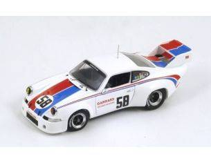 Spark Model S3424 PORSCHE 911 RSR 2.8 L.TAIL N.58 CAN-AM 1973 GREGG-HOLBERT-DONOHUE 1:43 Modellino