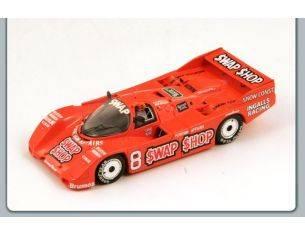 Spark Model S2989 PORSCHE 962 N.8 WINNER SEBRING 12 HOURS 1985 WOLLEK-FOYT 1:43 Modellino