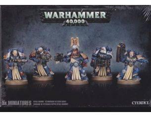 Games Workshop Warhammer 48-19 SQUADRA  DI VETERANI DELLA GUARDIA RISOLUTA