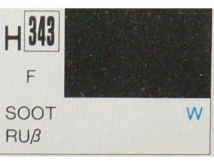 Gunze GU0343 SOOT FLAT ml 10 Pz.6 Modellino