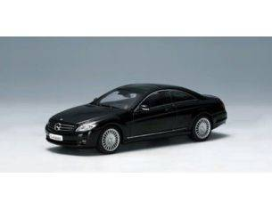 Auto Art / Gateway 56242 MERCEDES BENZ CL COUPE BLACK 1/43 Modellino