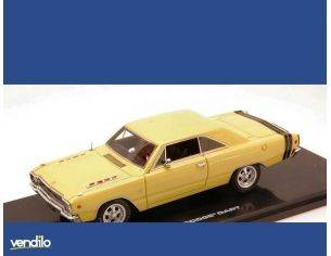 Highway 61 HGW43007 DODGE DART GTS 1968 SUNFIRE YELLOW 1:43 Modellino