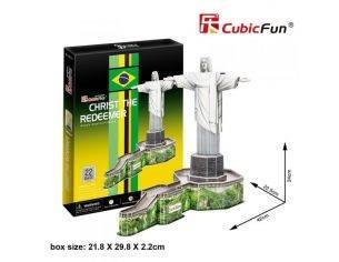 CUBICFUN C187H CRISTO REDENTORE RIO DE JANEIRO BRASILE Modellino