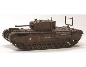 DRAGON ARMOR 60418 CHURCHILL MK.III 1ST CANADIAN ARMY TANK BRIGADE DIEPPE 1942 Modellino